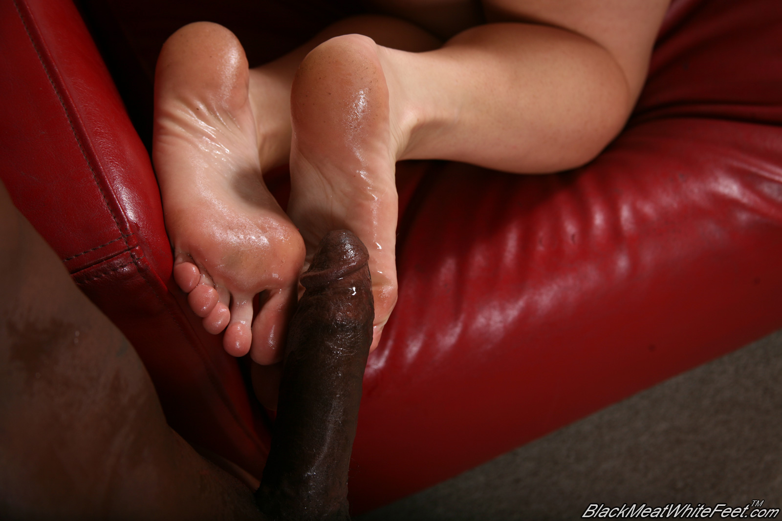 Black foot fetish videos